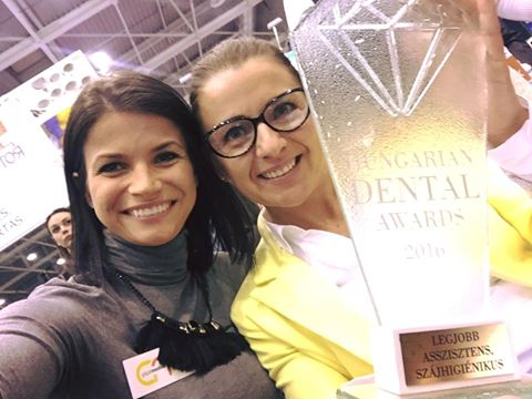 hungarian dental awards