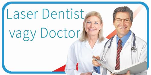 laser doctor dentist és vet képzési program