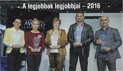 hungarian dental awards